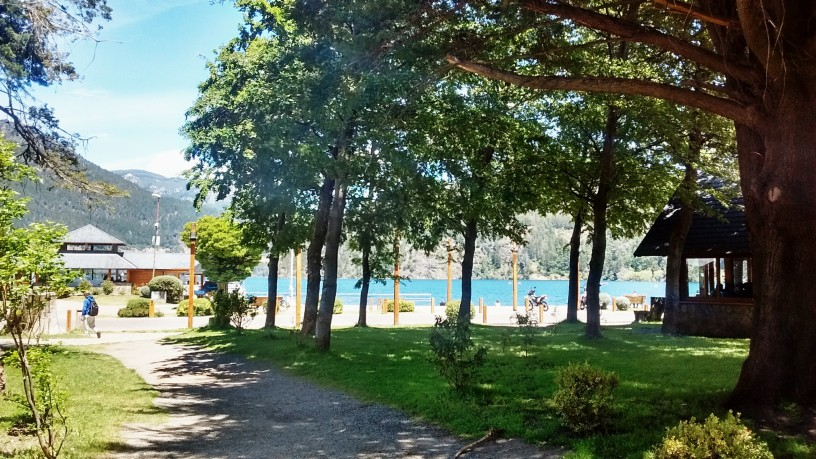 Lago Lácar San Martín