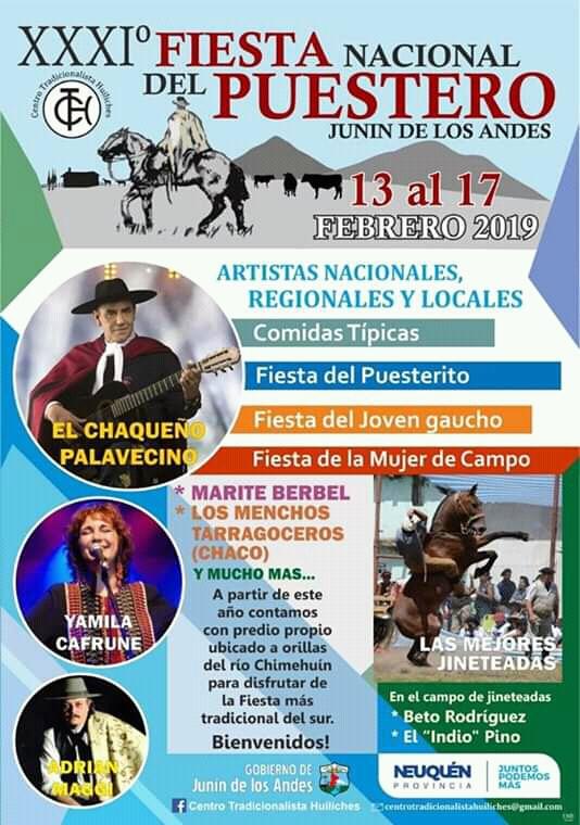 Fiesta del Puestero 2019