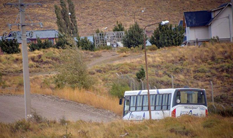 Expreso Los Andes a Chacra 32