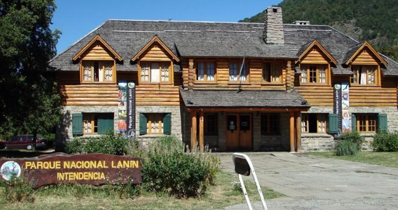 Intendencia Parque Nacional Lanín