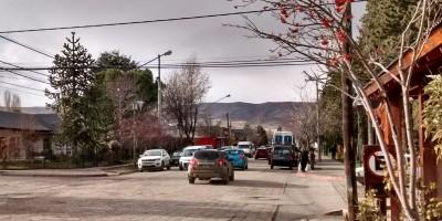 Calle Junín de los Andes