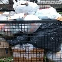 Historia sin fin: la basura no tiene estación de transferencia y se acumula en la vía pública