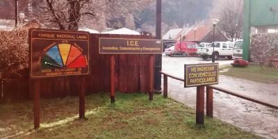 ICE Parque Nacional Lanín