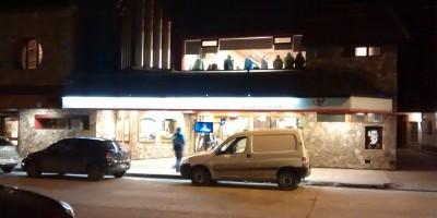 Centro Cultural Cotesma noche