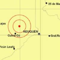 Dos sismos vuelven a sacudir la región de Vaca Muerta