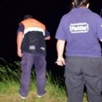 Desesperada búsqueda de un hombre que se arrojó al Limay y desapareció